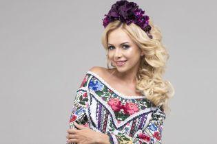 Украинская певица Юлия Думанская вышла замуж за львовского бизнесмена