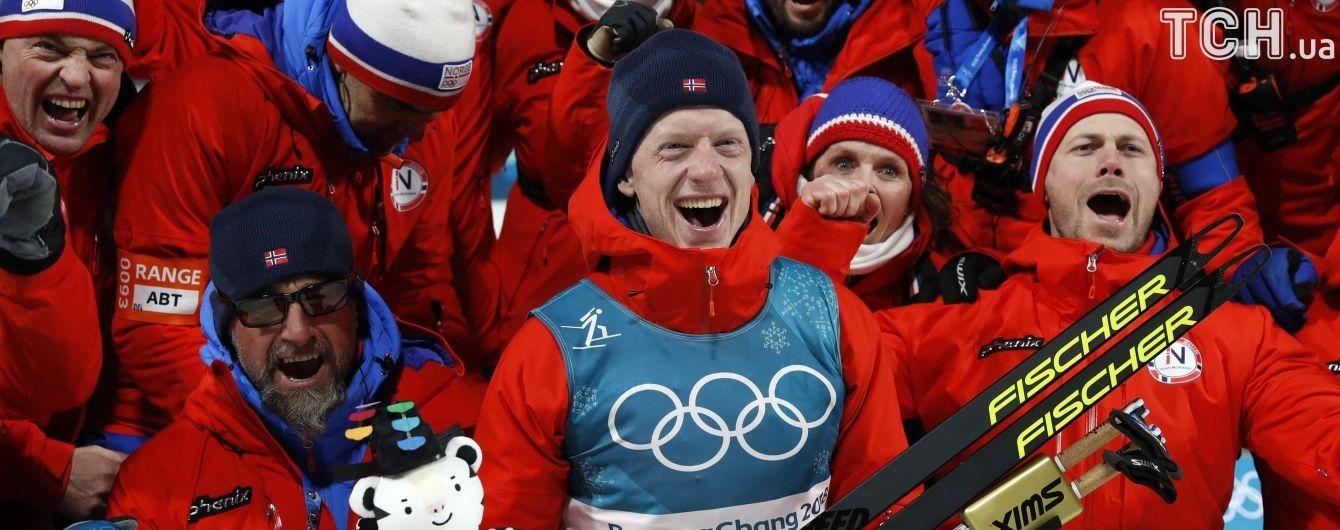 Олимпийские игры 2018. Кто выиграл медали шестого соревновательного дня