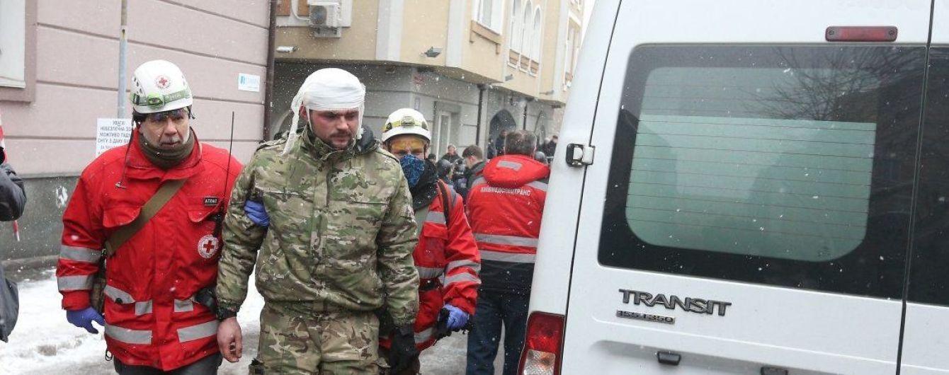 У Києві зросла кількість постраждалих під Солом'янським райсудом - ЗМІ