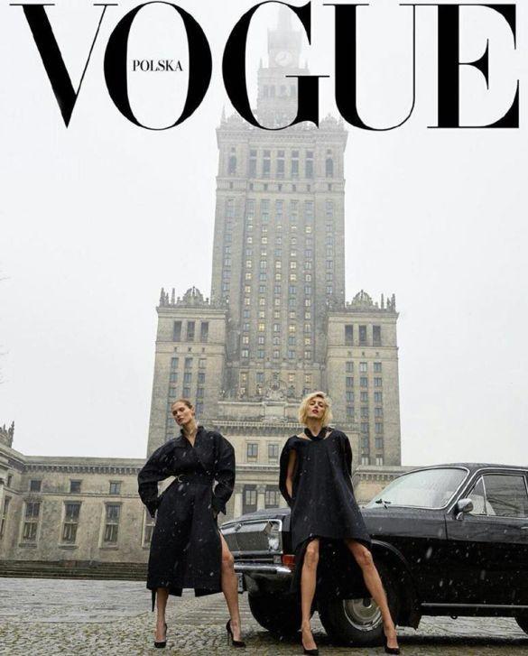 Польский журнал Vogue