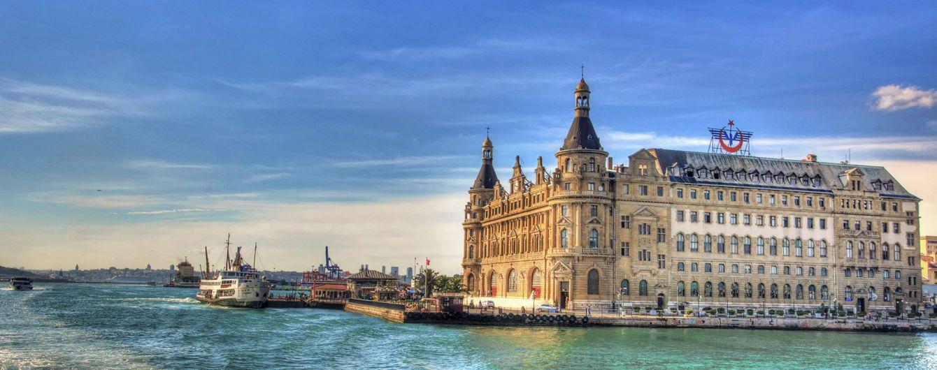 """У Стамбулі відновлять легендарний вокзал Османської імперії """"Ворота Європи"""""""