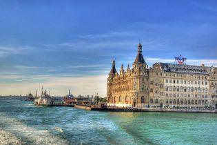 """В Стамбуле восстановят легендарный вокзал Османской империи """"Ворота Европы"""""""
