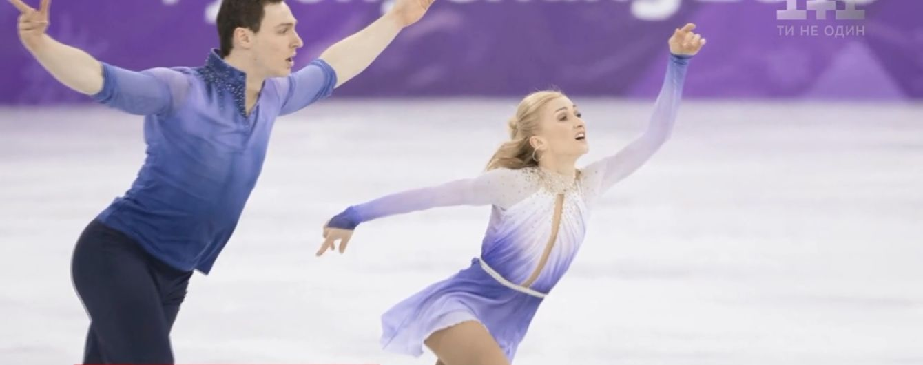 Фігуристка Савченко привезе в Україну золото Олімпіади, котре вона виграла під прапором Німеччини
