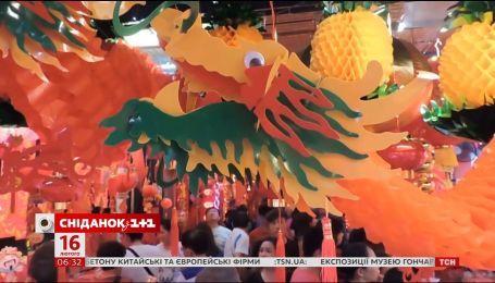 Китайський Новий рік - особливості святкування