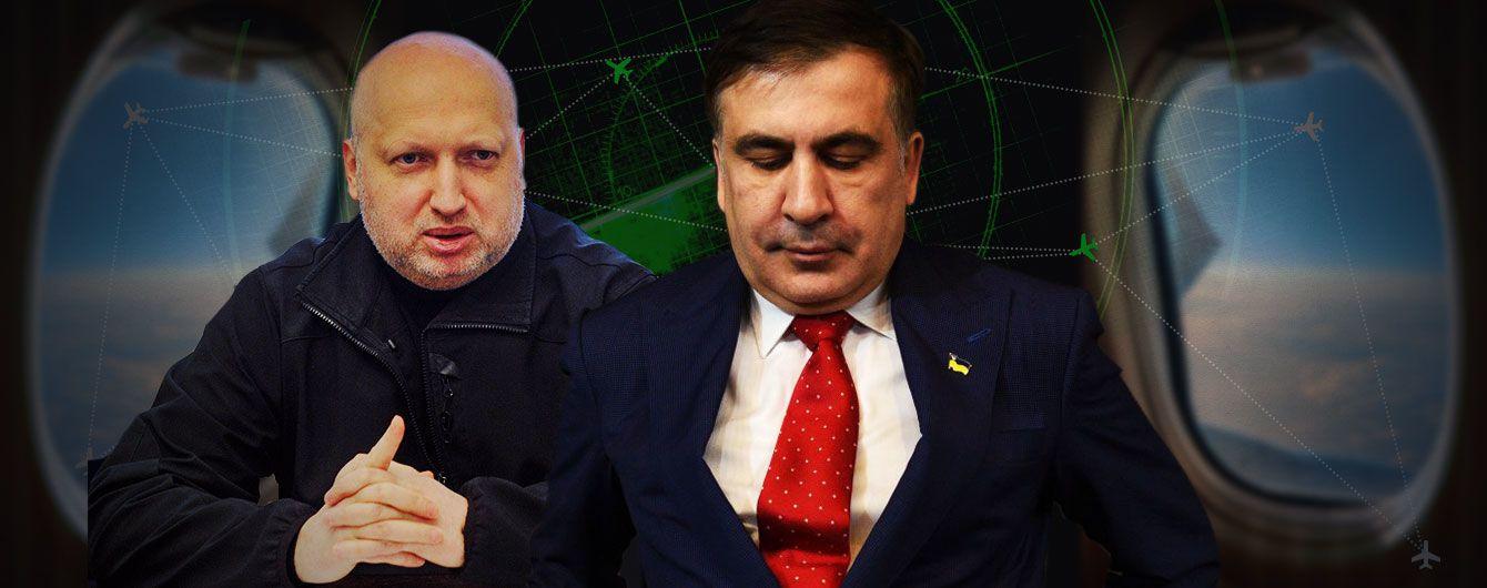 Минус Миша. Что осталось за кадром громкого задержания Саакашвили