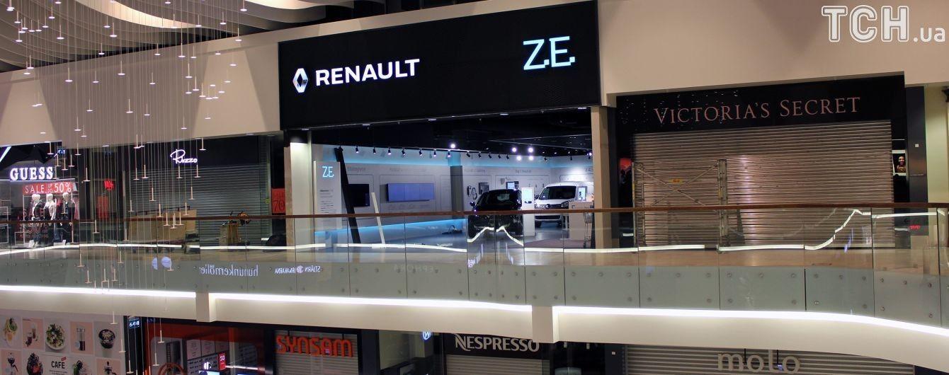 Renault с шиком подойдет к продаже электромобилей