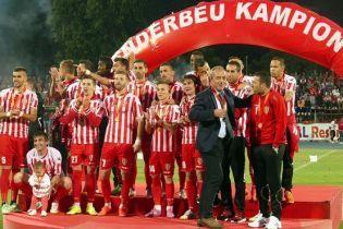 Найкращому клубу Албанії загрожує 10-річна дискваліфікація і штраф через договірняки