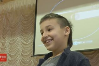 8-річний харків'янин поставив рекорд зі знання термінів квантової фізики