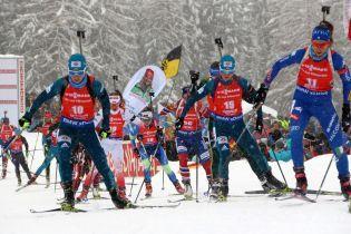 Валя Семеренко фінішувала в топ-10 гонки переслідування на Кубку світу з біатлону
