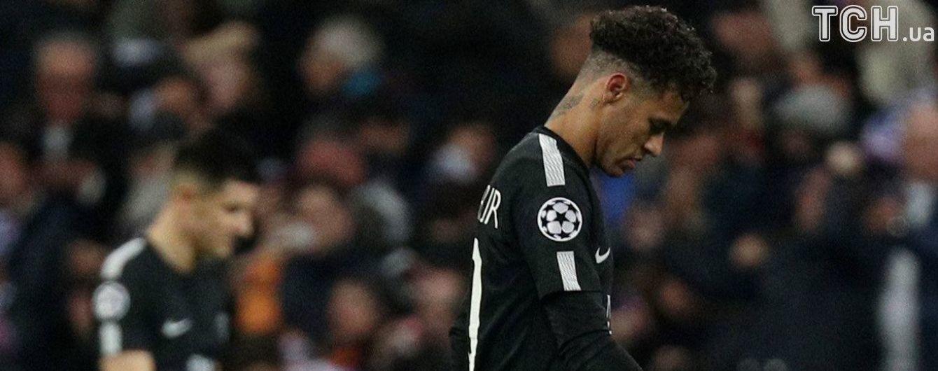 """""""Реал"""" офіційно спростував чутки стосовно зробленої пропозиції щодо Неймара"""