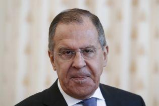 Росію не хвилюють санкції через агресію в Керченській протоці, Москва не збирається припиняти інспекції суден – Лавров