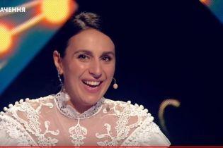 """""""Евровидение-2018"""": хрупкая Джамала подчеркнула беременный животик белоснежным платьем"""