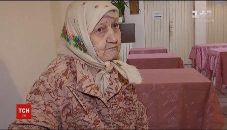 У лікарні Кам'янського шість років живе бабуся, яка нічого про себе не пам'ятає
