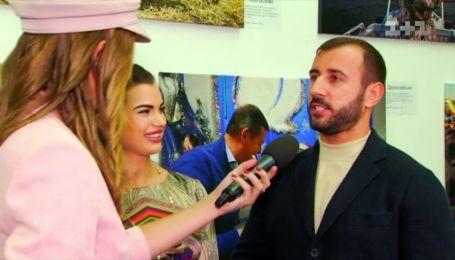 Сергій Рибалка розмістив фото коханої на Таймс-сквер за 1500 доларів