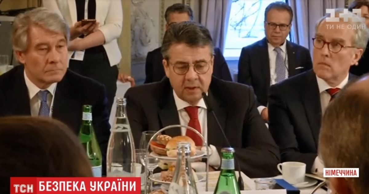 В правительстве Германии заговорили о снятии санкций с России