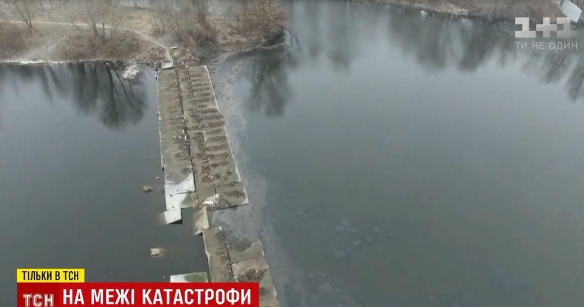 """К 2025 году Днепр может превратиться в """"киевское болото"""""""