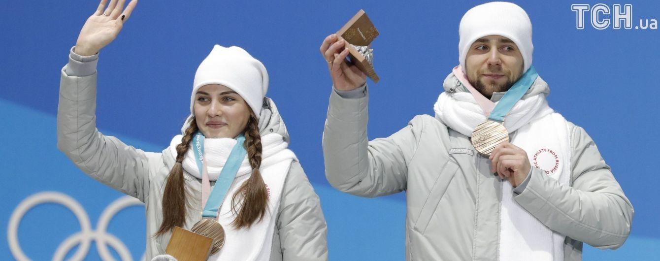 Российский спортсмен сдал положительный допинг-тест на Олимпиаде в Пхенчхане