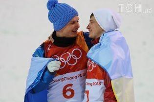Олимпийский чемпион Абраменко: россиянина обвернул нашим флагом в порыве сильных душевных эмоций
