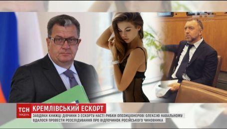 Порночтиво дівчини з ескорту струсонуло усю Кремлівську еліту