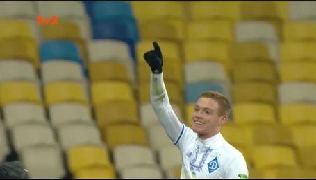Динамо - Олімпік - 1:0. Відео-аналіз матчу
