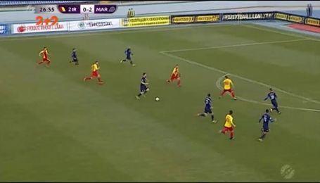 Зирка - Мариуполь - 0:3. Видео матча