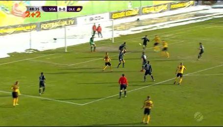 Сталь - Олександрія - 2:0. Відео матчу