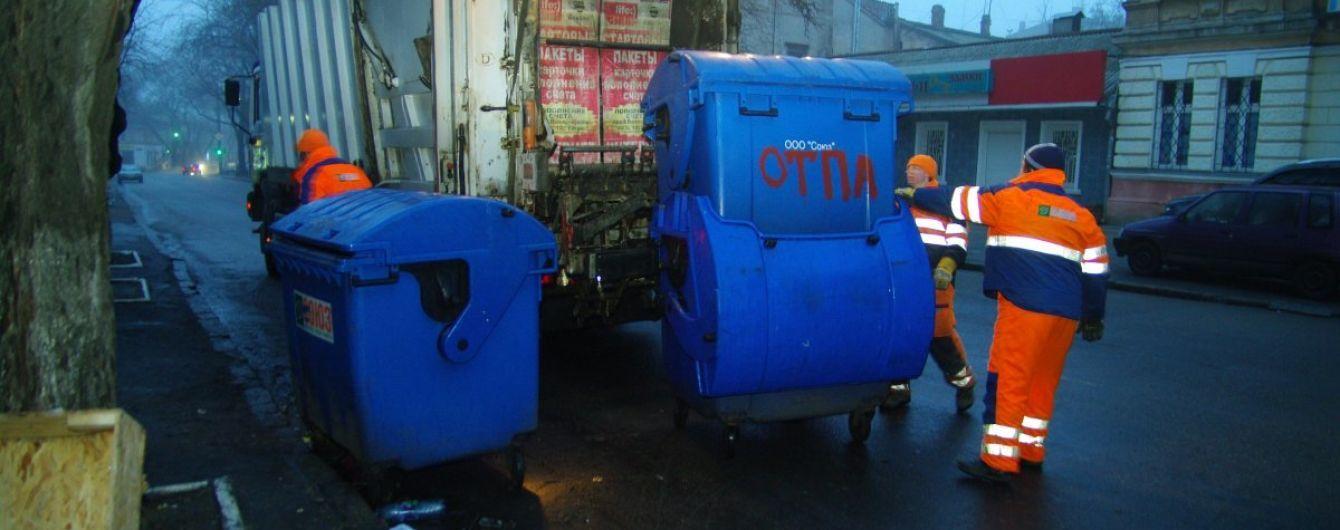 В Украине хотят в два раза повысить тариф на вывоз мусора