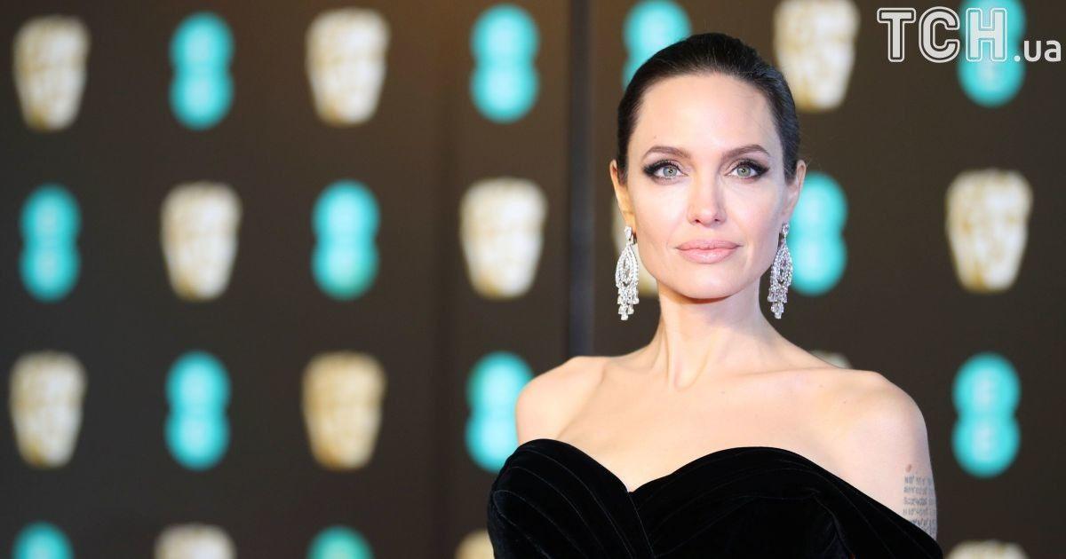 Анджеліна Джолі @ Reuters