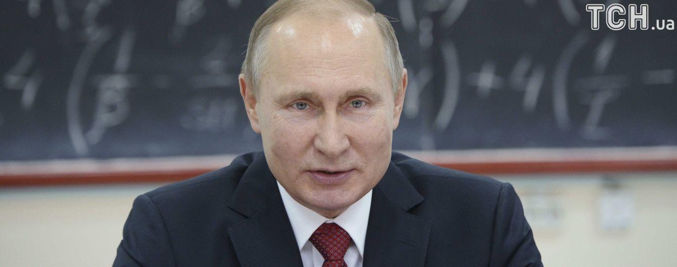 Во время Олимпиады в Сочи Путин хотел сбить пассажирский самолет из Харькова
