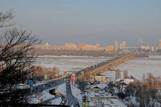 В Киеве ненадолго ограничат движение по мосту Патона для проведения ремонтных работ