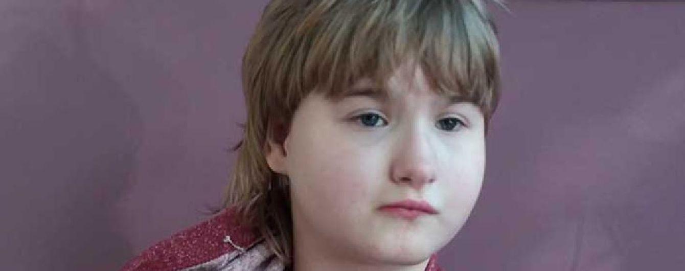 Родина Вероніки потребує фінансової допомоги для лікування дитини