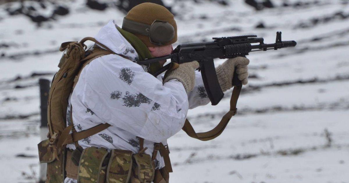 На Донбассе снова потери: один боец погиб, трое были ранены