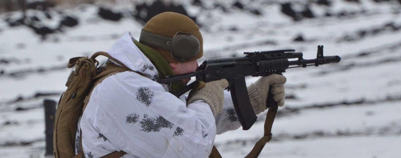 Украинские войска на Донбассе за сутки уничтожили восемь оккупантов
