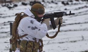 За добу на Донбасі українські війська знищили трьох окупантів