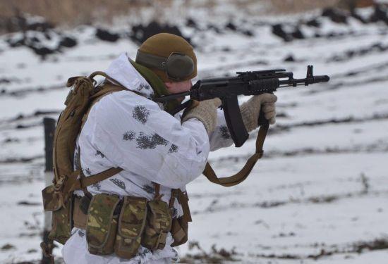 Ситуація на Донбасі: минулої доби українські війська знищили одного окупанта
