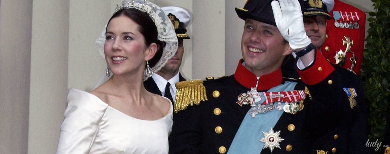 Свадебные платья европейских принцесс