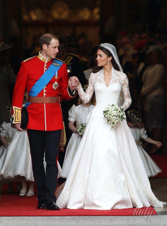 Свадебные платья королев и принцесс_4