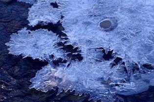 На Харьковщине маленький мальчик утонул, гуляя по замерзшему пруду