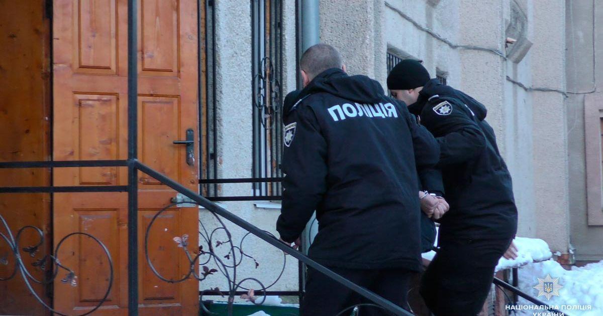 @ Главное управление Национальной полиции в Черновицкой области