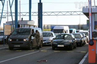 Забастовка польских пограничников. На Львовщине в пунктах пропуска уже образовались огромные очереди