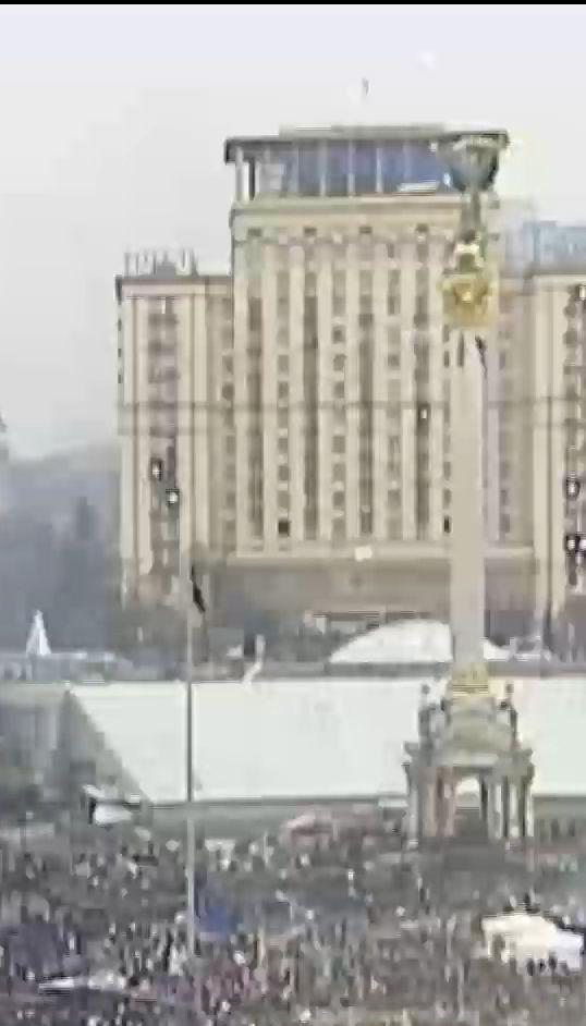 Хронология кровавых событий Революции достоинства в феврале 2014 года