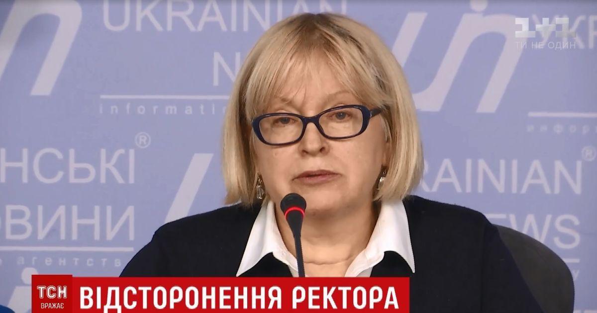 """""""Я рада, что этот гнойник открылся"""": Амосова прокомментировала конфликт вокруг медуниверситета Богомольца"""