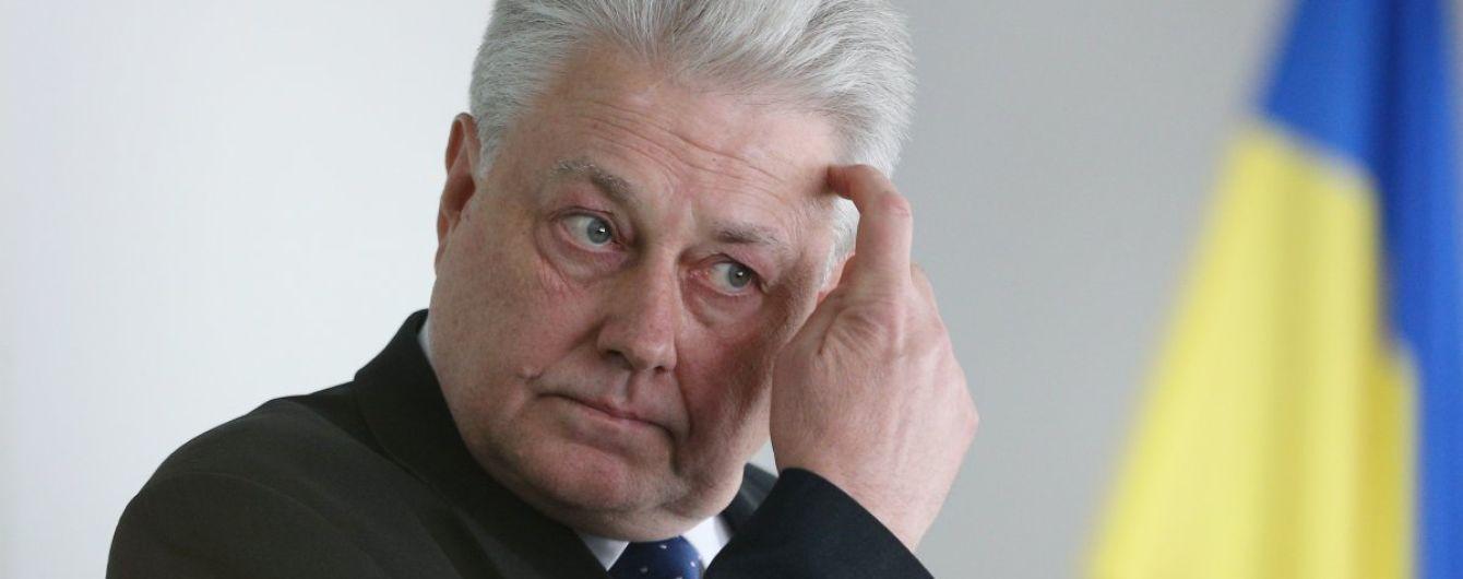 Ельченко утверждает, что РФ поставляет боевикам на Донбассе оружие Азовским морем