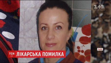 Суд Львова розглядає справу про причетність лікарів до смерті породіллі від сепсису
