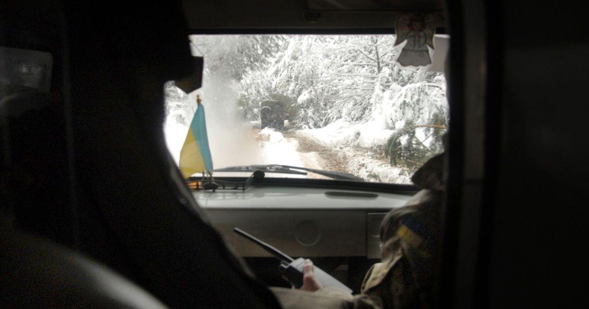 Ни один украинский военный не пострадал. Сутки на Донбассе