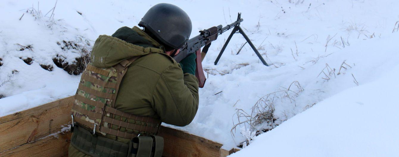 Бойовики поранили українського військового. Доба на Донбасі