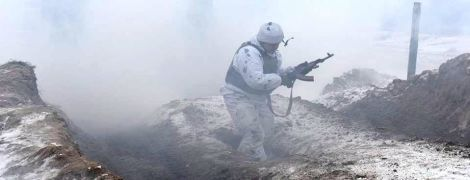 Ситуация на Донбассе: за сутки погиб украинский военный