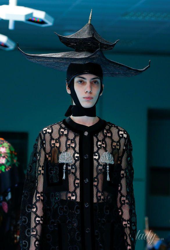 Показ коллекции бренда Gucci в Милане_2