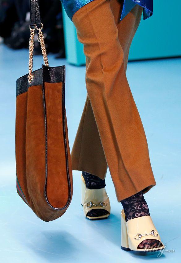Показ коллекции бренда Gucci в Милане_5