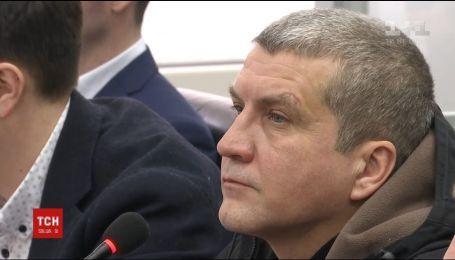 Чоловіка, який підстрелив правоохоронця біля Солом'янського суду, відпустили під домашній арешт